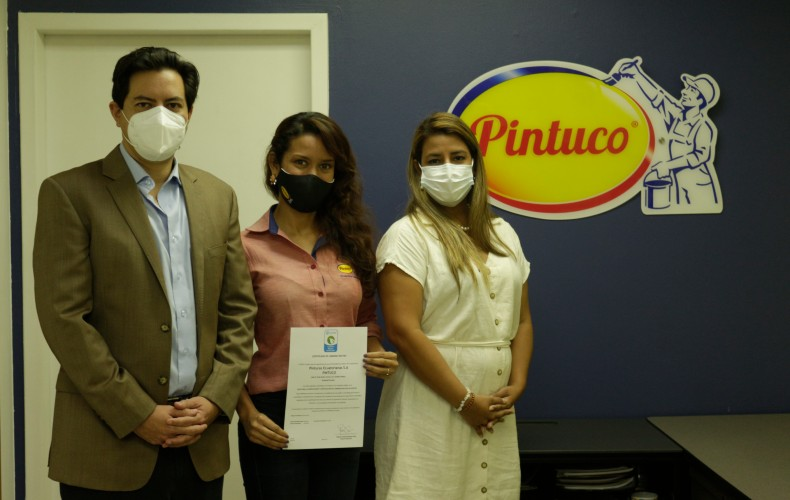 Pintuco Ecuador, somos carbono neutro